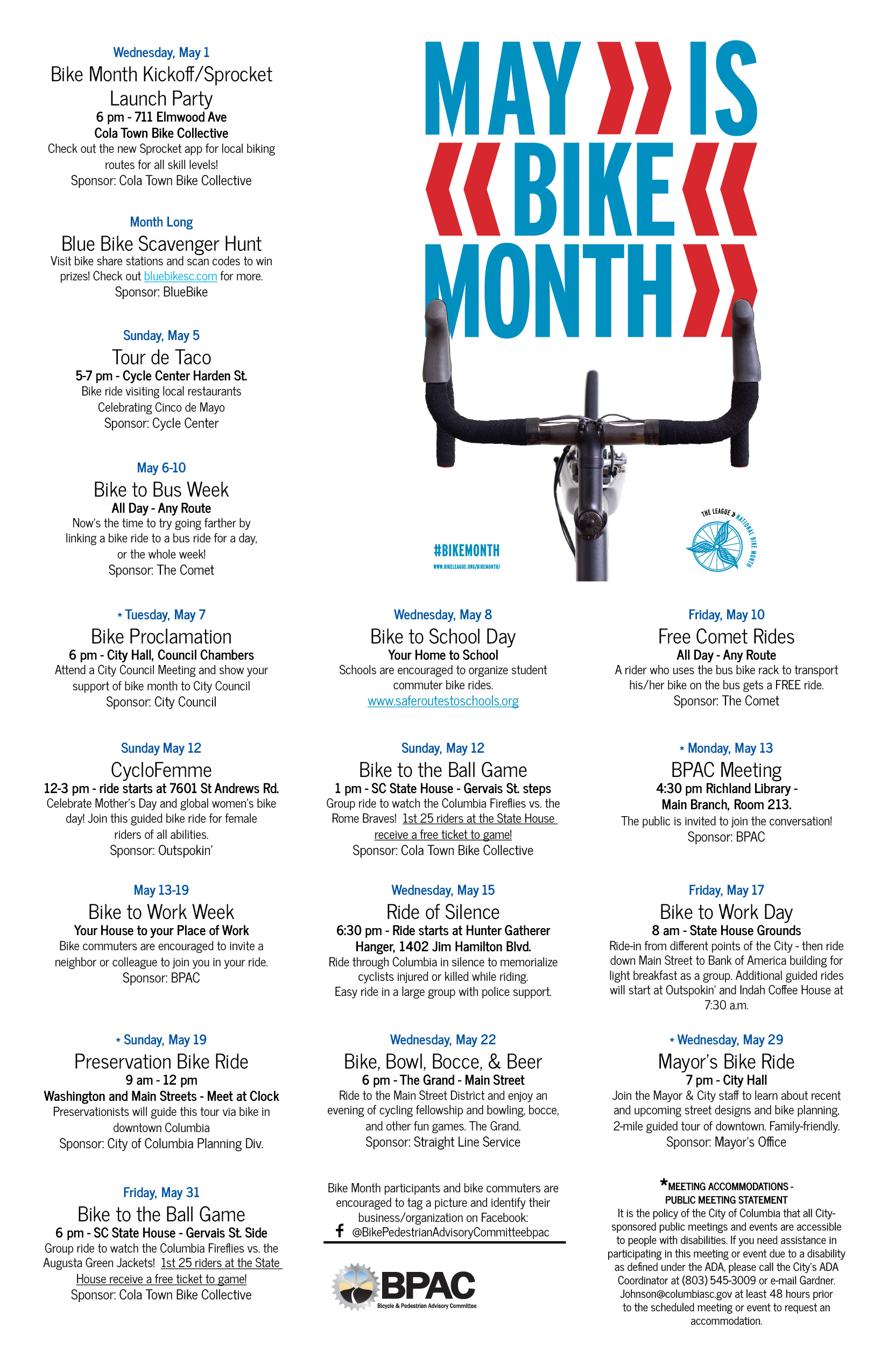 2019 Bike Month Calendar (click image for pdf)