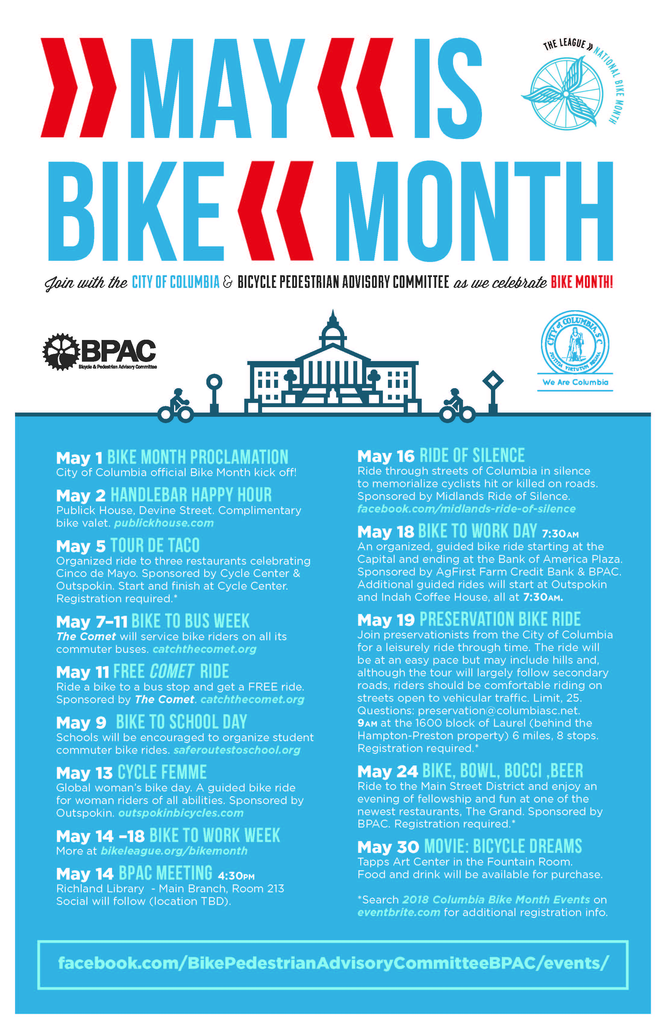 Bike Month Calendar (click for pdf)
